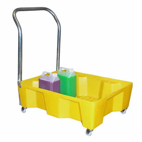 66 Litre Mobile Spill Trolley