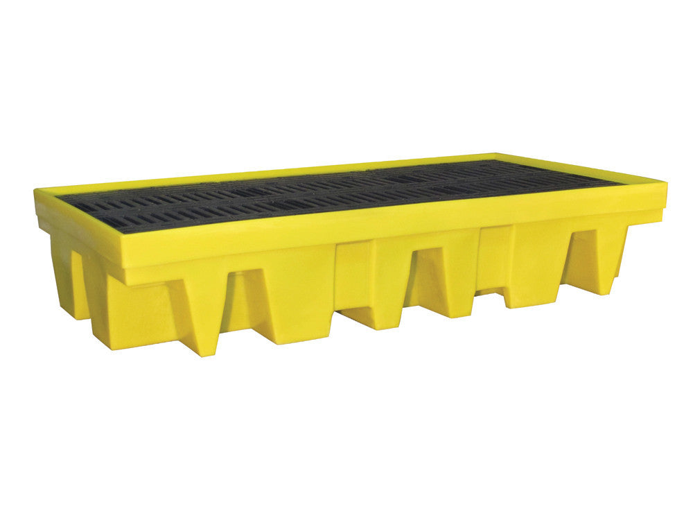 8 Drum Spill Containment Pallet - BP8