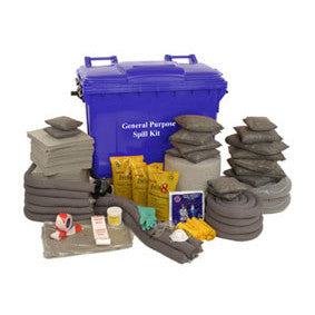 300 Maintenance Spill Kit Wheeled Unit