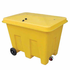 Small Poly bin wheeled - PSB1W