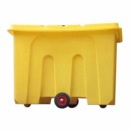 Large Poly bin wheeled - PSB2W