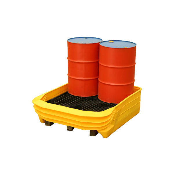 4 Drum pallet Spill Converter - PC4