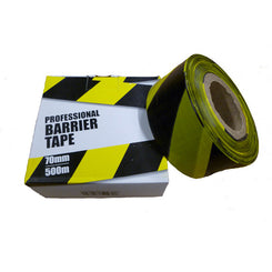 Barrier Tape Yellow & Black - SSBY