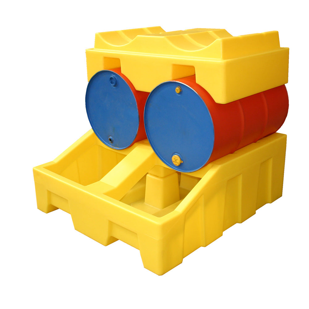 Twin Bunded Drum Dispenser