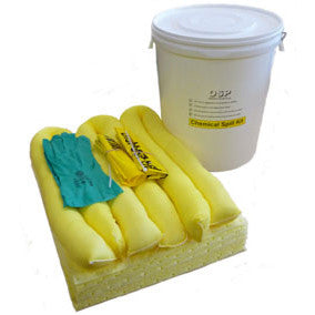 30 Litre Chemical Spill kit Bucket
