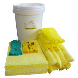 50 Litre Chemical Spill Kit Bucket