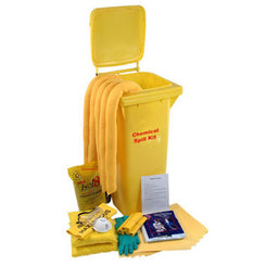 100 Chemical Spill Kit Wheeled Unit