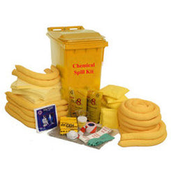 335 Chemical Spill Kit Wheeled Unit