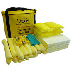 100 Litre Chemical Spill Kit Holdall