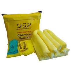 50 Litre Chemical Spill Kit Holdall