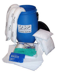 Oil Spill Kit Drum 50 litre - OK4D