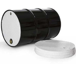 Oil Absorbent Drum Topper