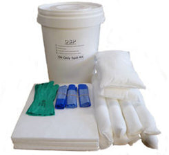 Oil Spill Kit Bucket 50 litre - OK4B