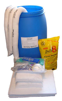 Oil Spill Kit Drum 100 litre - OK7D