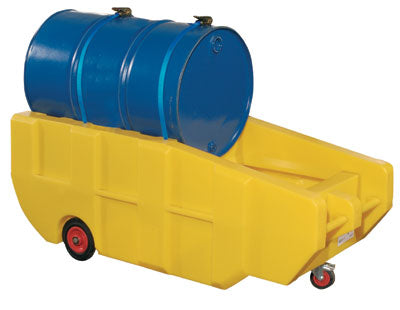Poly Bunded Drum Trolley - BT230