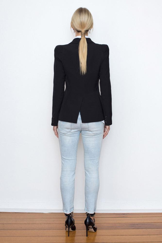 Signature High Shoulder Jacket Tuxedo 1.01 - BEST SELLER - $100 off CODE: WSGIFT $389 limited time