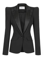 Signature High Shoulder Jacket Tuxedo 1.01 - BEST SELLER - PRE-ORDER FOR FEB