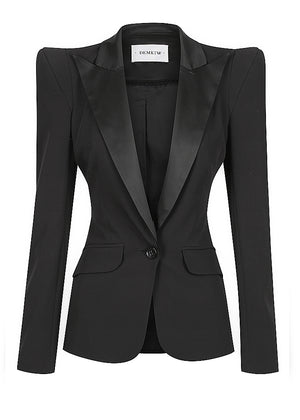 Signature High Shoulder Jacket Tuxedo 1.01 - BEST SELLER