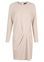 Talia Crepe Mini Dress - Blush Pink - FLASH SALE - NOW ONLY $99