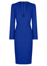 She Evolves Body Con Dress - Electric Blue - FLASH SALE - limited time $259