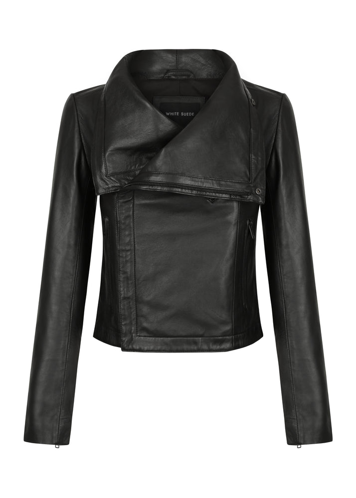 80s Leather Jacket - NEW ARRIVAL - $100 off CODE: WSGIFT $539 limited time