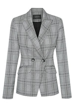 Check Twin Tuxedo 4.01 - Grey Check