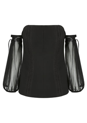 Princess Bustier- Black - FLASH SALE - NOW ONLY $39