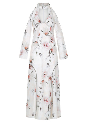 Time Stops Dress - Floral - SPRING INTO IT SALE - NOW ONLY $99 - ONLY SIZES 6 & 8 LEFT NOW
