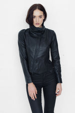Leather Tumble Jacket - NEW ARRIVAL