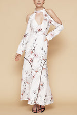Time Stops Dress - Floral - FLASH SALE - NOW ONLY $99