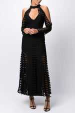 Time Stops Dress - Black Lace - FLASH SALE - NOW ONLY $99