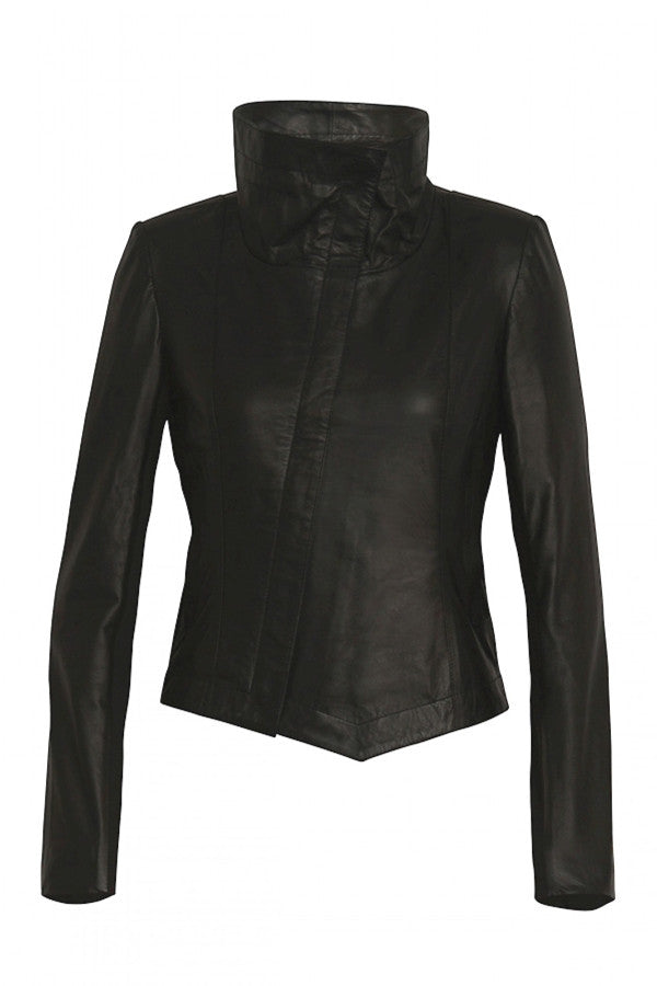 Leather Tumble Jacket - LIMITED SIZES - HURRY
