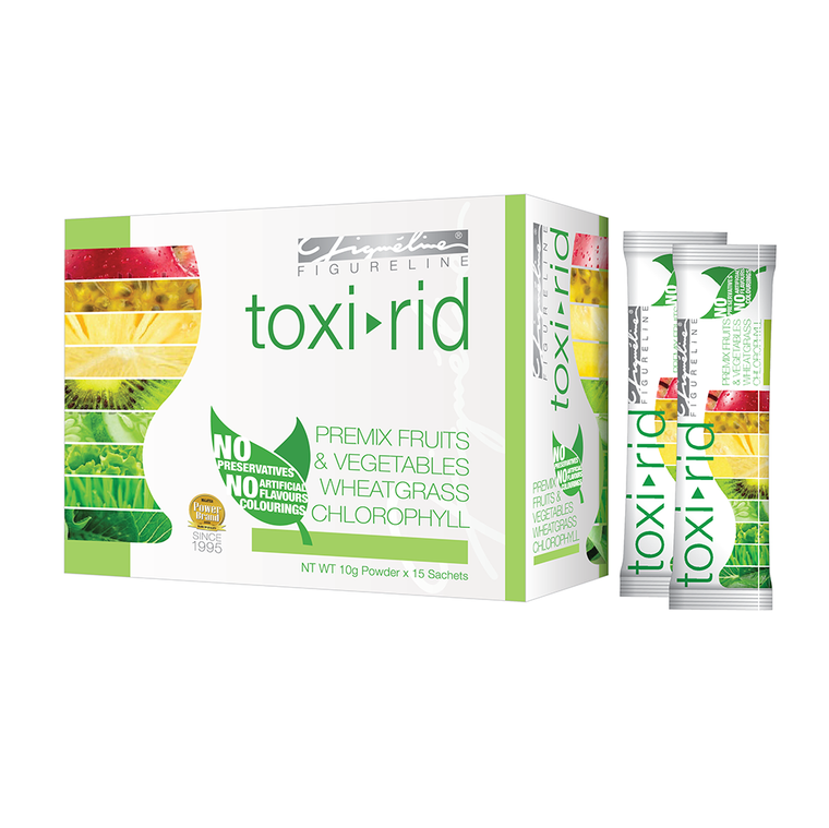 Toxirid - Cleanse your Colon for Healthy Bowel
