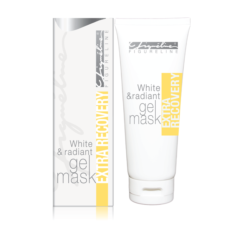 White & Radiant Gel Mask