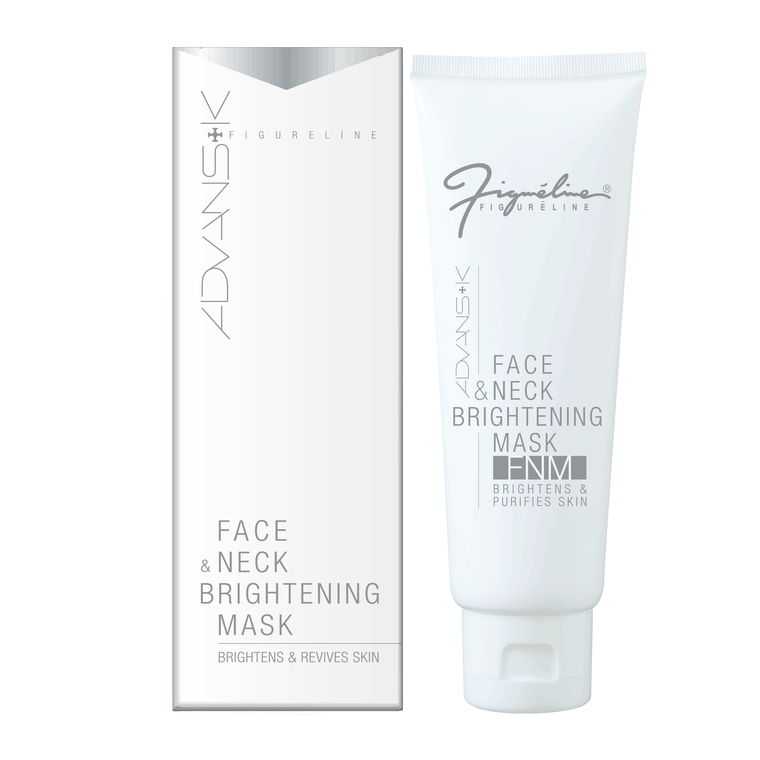 Face & Neck Brightening Mask