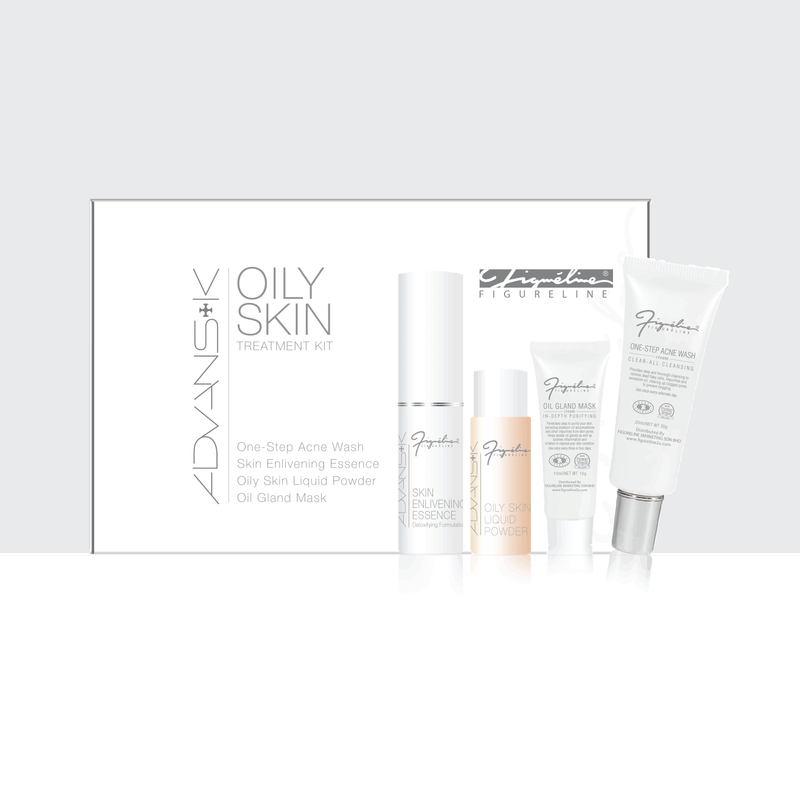 Oily Skin Kit - Oily and Acne Skin Purifying Set