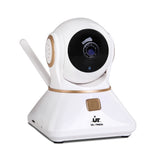 1080P Wireless IP Camera White