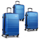 3pc Luggage Set 20, 24 and 28 – Navy""