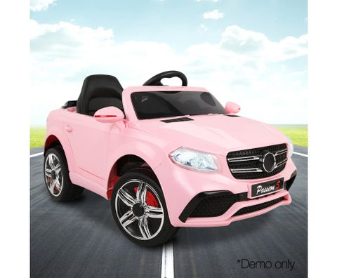Mercedes Benz Replica GLE63 Kids Ride On Car - Pink