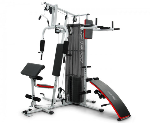 Powertrain Multistation Home Gym With Weights