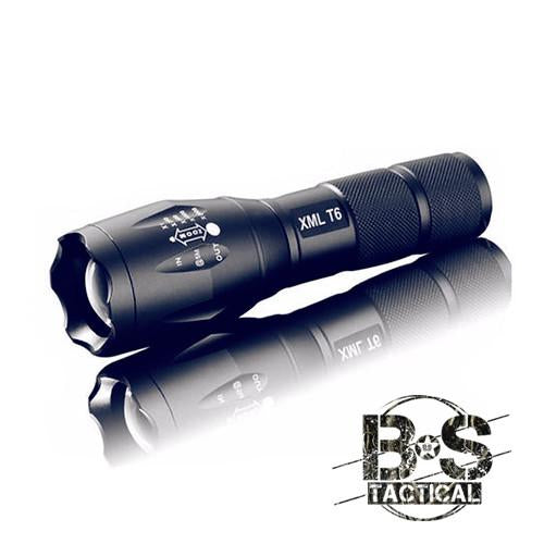 BST 2000 LED FLASHLIGHT TORCH
