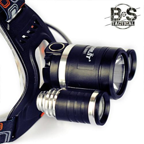 BST HEADLIGHT FLASHLIGHT 3000 LUMENS - Store One Way