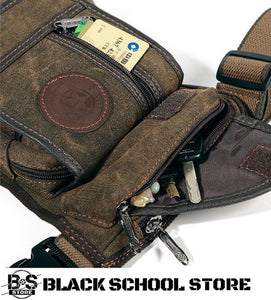 Leg Bag TACTICAL - Store One Way