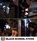 Magic LED Flashlight Glove - Store One Way