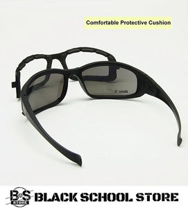 POLARIZED X7 TACTICAL SHATTERPROOF - Store One Way