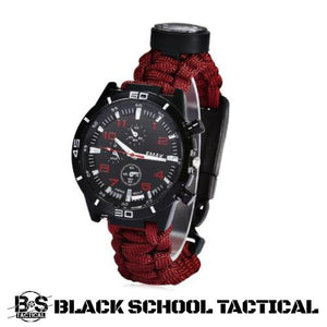 PARACORD SURVIVAL WATCH - Store One Way