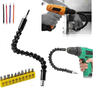290mm Flexible Shaft Bit Extention Screwdriver Drill Bit - Store One Way