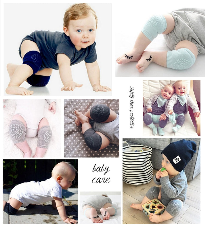 Pair Baby Crawling Knee Pads - Store One Way