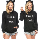 Sweatshirt Cat - Store One Way