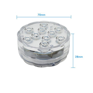 10 Led Waterproof Light